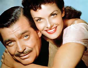clark gable jane russell the tall men