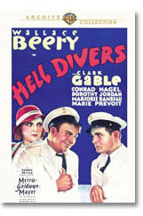 clark gable wallace beery hell divers