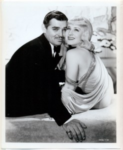 clark gable norma shearer idiot's delight