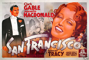clark gable jeanette macdonald san francisco
