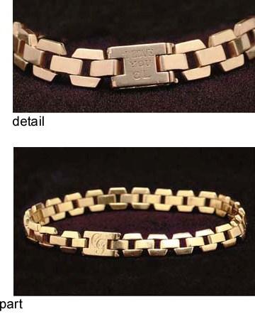 clark gable carole lombard bracelet