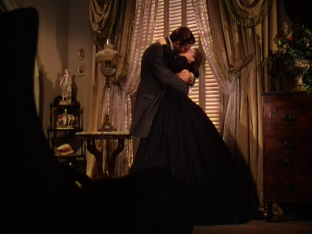 clark gable vivien leigh gone with the wind