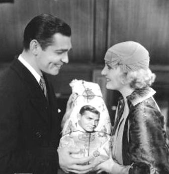 clark gable carole lombard ham no man of her own