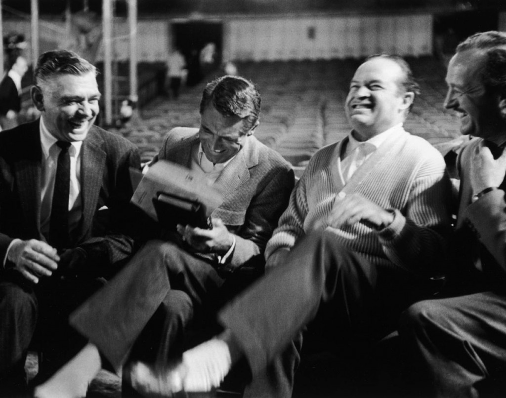 clark gable cary grant dob hope david niven