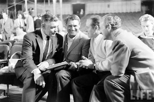 clark gable cary grant bob hope david niven