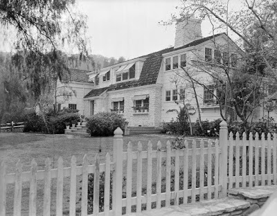 clark gable carole lombard ranch house