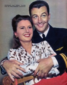 robert taylor and barbara