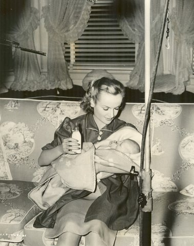 Carole Lombard, Clark Gable and The Baby That Never Was ...