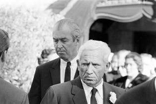 Jimmy Stewart and Spencer Tracy